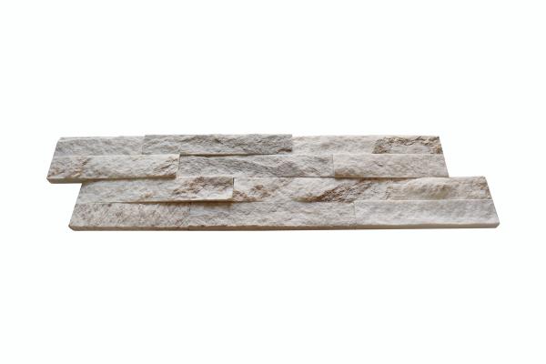 Ledgerstone Split Face Snowy Caramel Quartzite 2