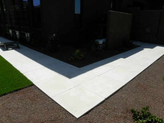 Freska Limestone Paver 24x24 Tumbled White Gray Outdoor Floor Wall Pool Patio Backyard QDIsurfaces