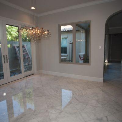 Lusso Carrara Marble Tile 24x24 Polished 13 Gray White Indoor Floor Wall Backsplash Tub Shower Vanity QDIsurfaces