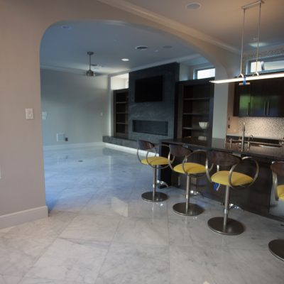 Lusso Carrara Marble Tile 24x24 Polished 15 Gray White Indoor Floor Wall Backsplash Tub Shower Vanity QDIsurfaces