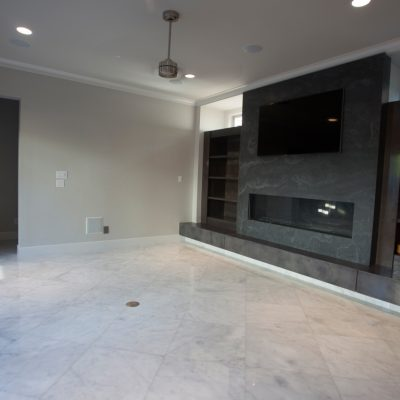 Lusso Carrara Marble Tile 24x24 Polished 2 Gray White Indoor Floor Wall Backsplash Tub Shower Vanity QDIsurfaces