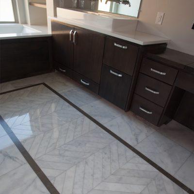 Lusso Carrara Marble Tile 24x24 Polished 5 Gray White Indoor Floor Wall Backsplash Tub Shower Vanity QDIsurfaces