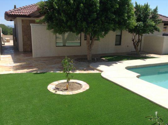 Sedona Fantastico Travertine Paver Versailles Pattern Tumbled 26 Tan Brown Beige Cream Red Pink White Gray Outdoor Floor Backyard