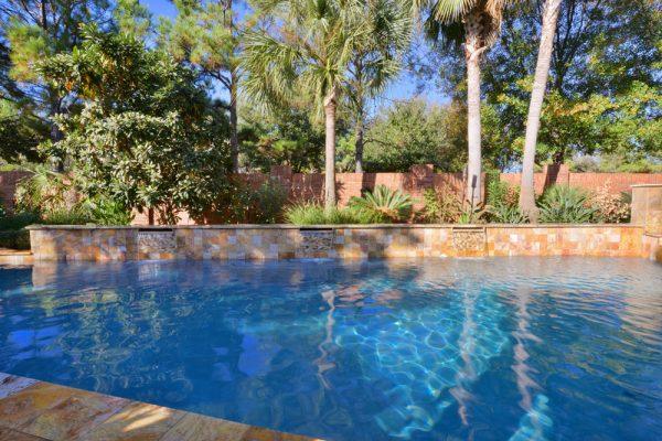 Sedona Fantastico Travertine Paver Versailles Pattern Tumbled 43 Tan Brown Beige Cream Red Pink White Gray Outdoor Floor Wall Pool