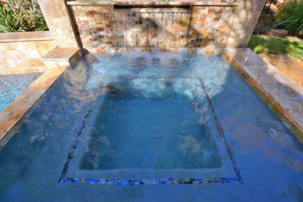 Sedona Fantastico Travertine Paver Versailles Pattern Tumbled 44 Tan Brown Beige Cream Red Pink White Gray Outdoor Floor Wall Pool