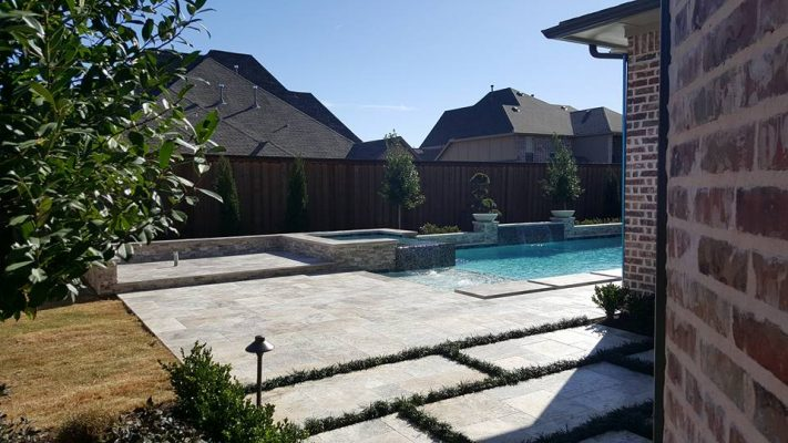 qdi surfaces silver versailles pattern pavers 3 size split face travertine slabs 18 49 2 inch unfilled honed pool coping 12 24 5cm straight edge 1