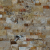 Fantastico 2-Size Travertine Split-face Mosaic Tile